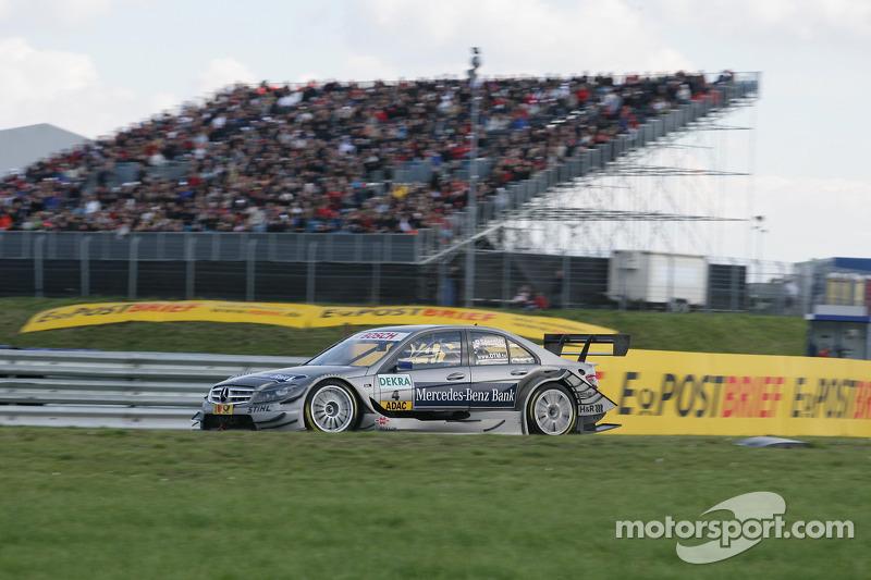 Bruno Spengler, Team HWA AMG Mercedes C-Klasse
