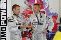 Peter Dumbreck and Michael Krumm