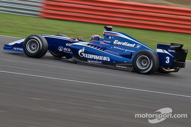 2010 год, Формула Renault 3.5, Carlin