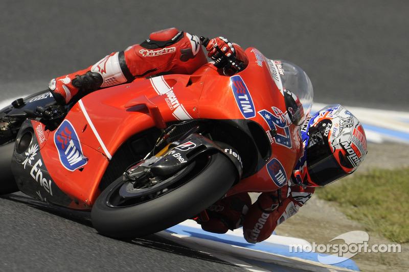 2010: Casey Stoner, Ducati Desmosedici GP10