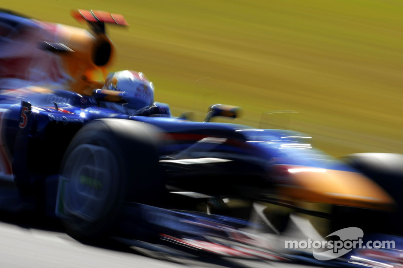2010: Sebastian Vettel, Red Bull - Renault