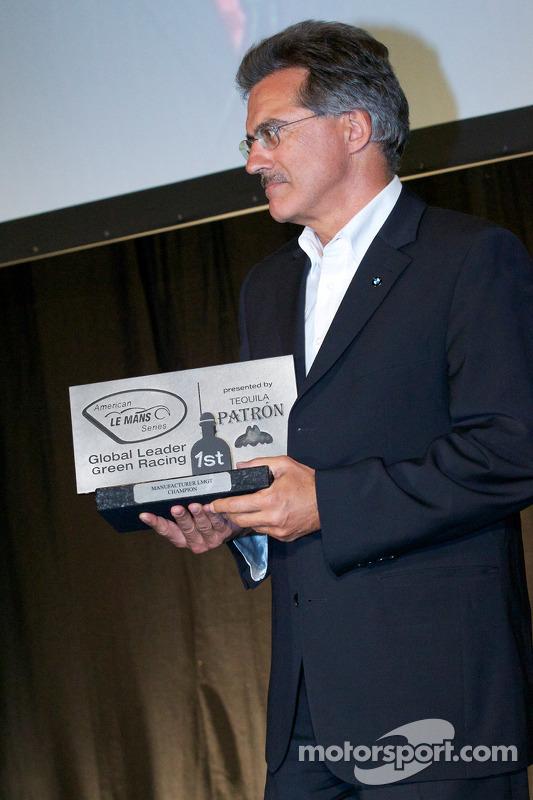 Fabrikantenkampioenschap LMGT voor BMW Motorsport: Dr. Mario Theissen