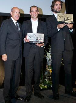 GTC driver championship: Scott Atherton with Jeroen Bleekemolen and Timothy Pappas