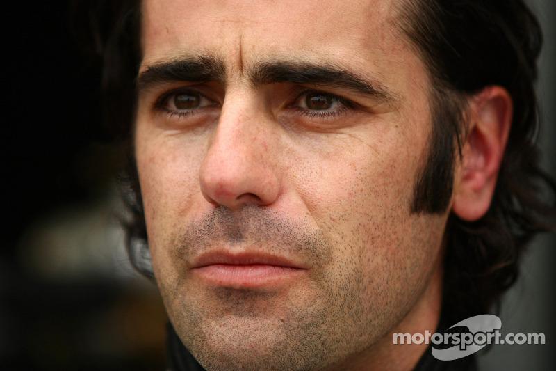 Dario Franchitti, #17 Jim Beam Racing