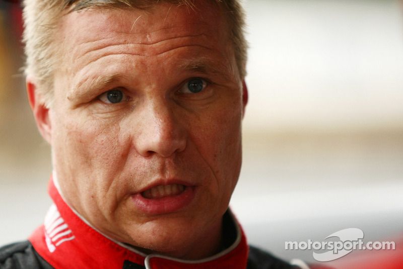 Mika Salo, #10 Bundaberg Red Racing Team