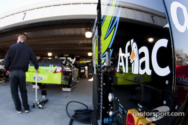 Roush Fenway Racing Ford : garage