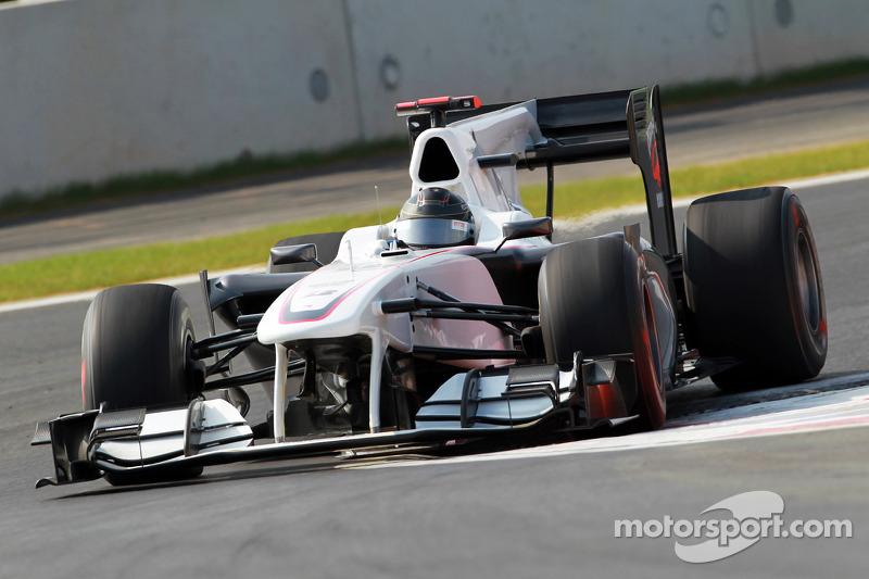 2010: Nick Heidfeld, BMW Sauber C29