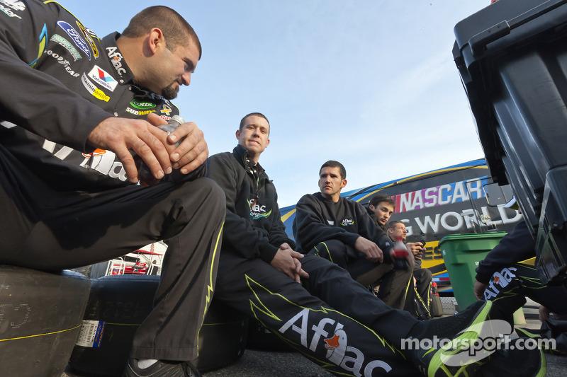 Teamleden van Carl Edwards, Roush Fenway Racing Ford