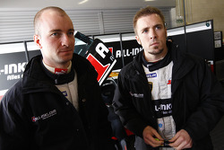 Nicky Pastorelli and Dominik Schwager