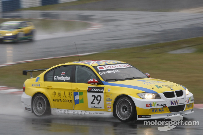 Colin Turkington, eBay Motors BMW 320si