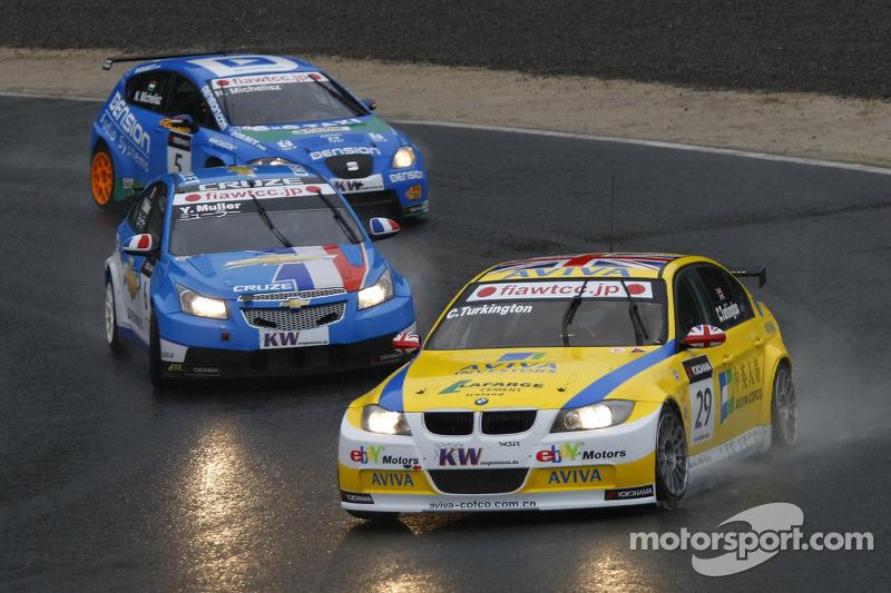 Colin Turkington, eBay Motors BMW 320si