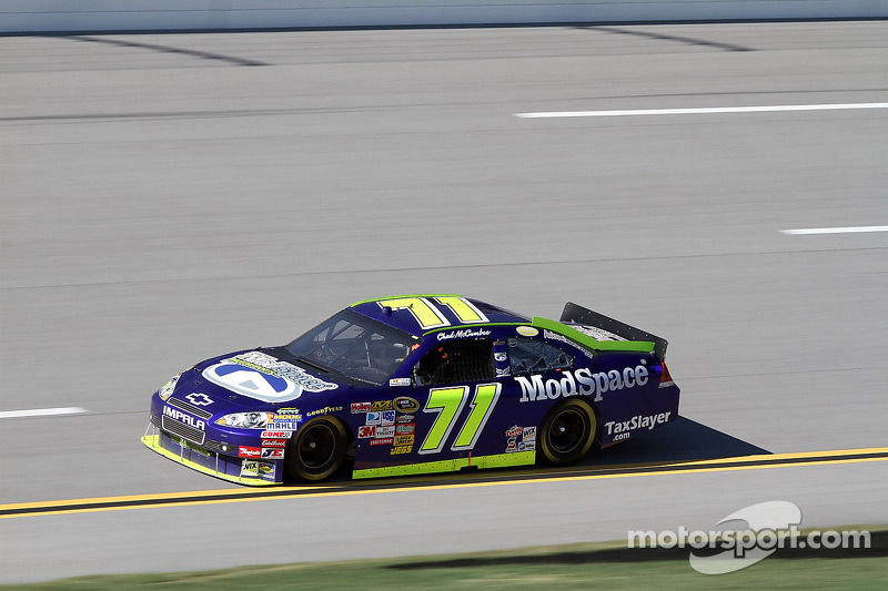 Chad McCumbee, TRG Motorsports Chevrolet