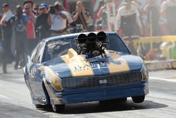 2010 Pro Mod Champion Von Smith, 1968 Blown Chevrolet Corvette