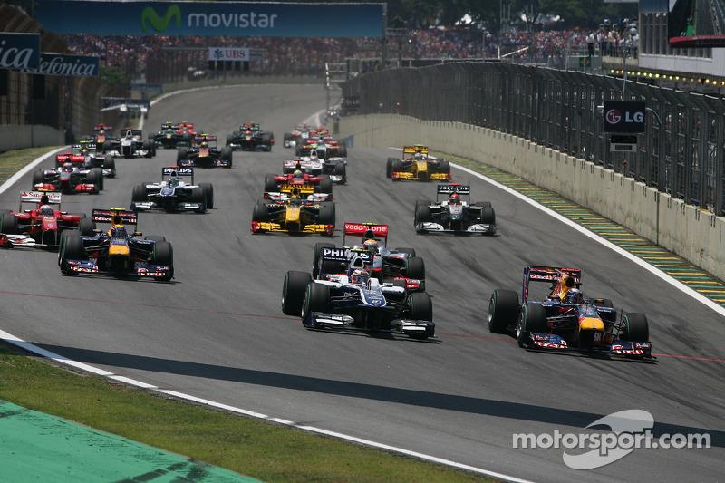 Brasilien 2010: Erste Pole-Position