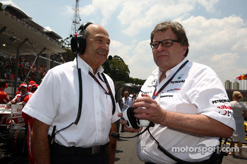 Rosberg not leaving according to Norbert Haug