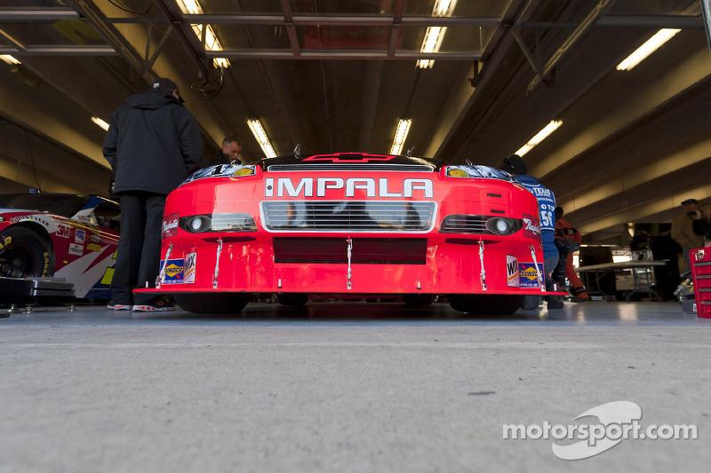 Auto van Jamie McMurray, Earnhardt Ganassi Racing Chevrolet