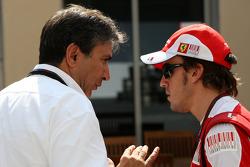 Pasquale Lattuneddu, FOM, Formula One Management, Fernando Alonso, Scuderia Ferrari
