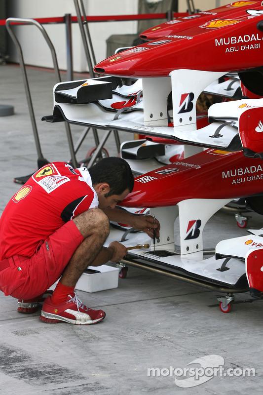 Scuderia Ferrari sfeerbeeld