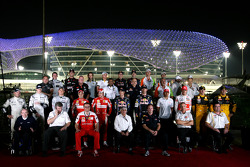 Drivers group pictures