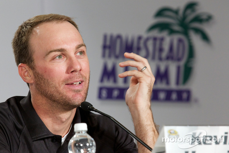 Championship contenders pre-race press conference: Kevin Harvick, Richard Childress Racing Chevrolet