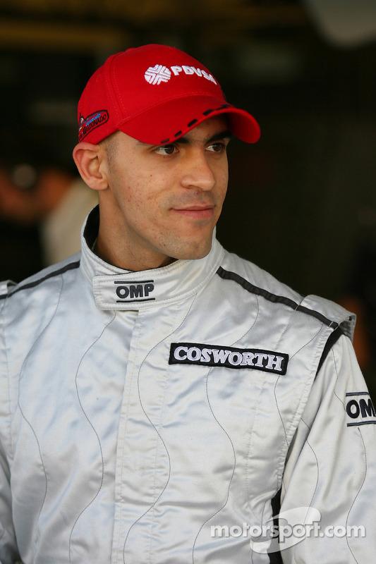 Pastor Maldonado, Hispania Racing F1 Team, HRT