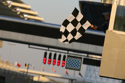 The final checkered for F1 in 2010