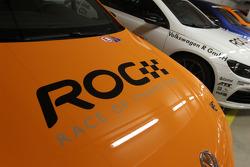 Volkswagen Scirocco ROC car