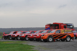 Team Dessoude: voertuigen