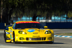 #3 Corvette Racing Chevrolet Corvette ZR1: Olivier Beretta, Antonio Garcia, Tom Milner