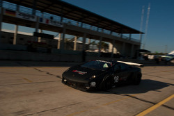 #08 West Yokohama Racing Lamborghini Gallardo LP560 4: Nicky Pastorelli, Dominik Schwager