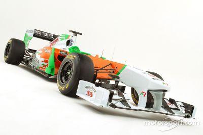 Präsentation: Force India VJM04