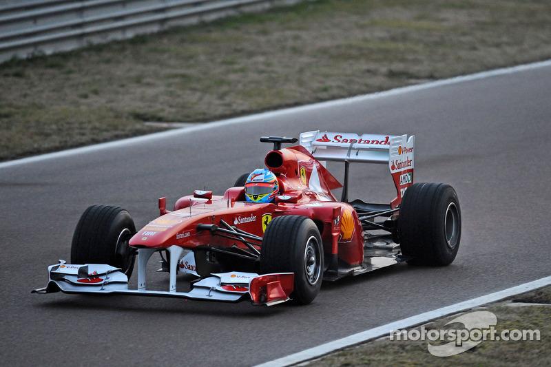 2011: Ferrari F150