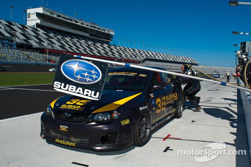 #35 Subaru Road Racing Team Subaru WRX-STI: Bret Spaude, Andrew Aquilante