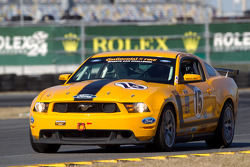 #15 Multimatic Motorsports Mustang Boss 302R: Joe Foster, Scott Maxwell