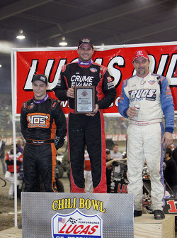 Shane Cottle, Trevor Swindell and Dave Darland