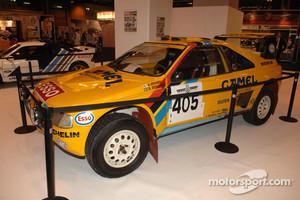Peugeot 405 Paris Dakar