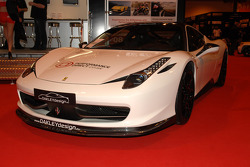 Oakley Design Ferrari F458