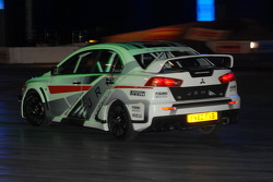 Gwindaff Evans in a JRM Evo 10 In The Live Action Arena