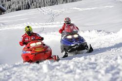 Ducati, Nicky Hayden, Valentino Rossi, Ducati va a la presentación de la Ducati Desmosedici GP11