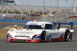 #23 United Autosports with Michael Shank Racing Ford-Riley: Mark Blundell, Zak Brown, Martin Brundle, Mark Patterson