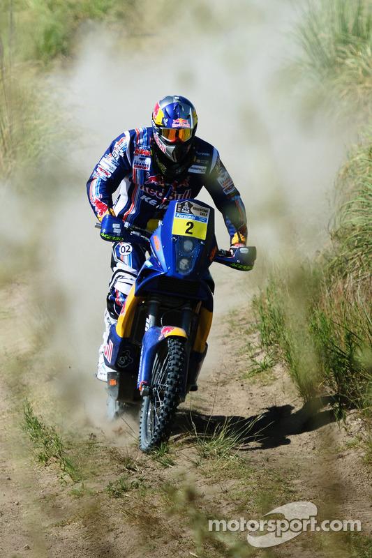 KTM-test voorafgaand aan scrutineering: Cyril Despres
