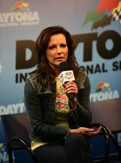 Country music star Martina McBride