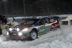 Яри-Матти Латвала и Микка Анттила, Ford Fiesta RS WRC, Ford Abu Dhabi World Rally Team