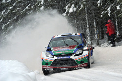 Яри-Матти Латвала, Ford Fiesta RS WRC, BP Ford Abu Dhabi World Rally Team
