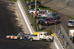 End of the day for Dale Earnhardt Jr., Hendrick Motorsports Chevrolet