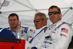 Hurley Haywood and Andrew Davis