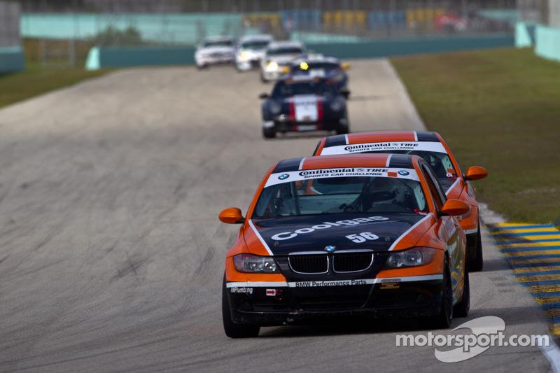 #56 RACE EPIC/Murillo Racing BMW 328i: Jesse Combs, Jeff Mosing