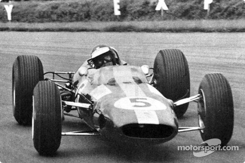 1963 und 1965: Lotus 25/33