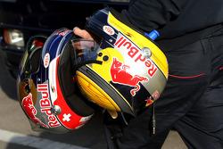 Cascos de Sebastien Buemi, Scuderia Toro Rosso