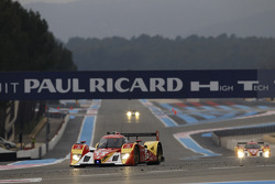 #13 Rebellion Racing Lola B10/60 Coupé - Toyota: Andrea Belicchi, Jean-Christophe Boullion, Guy Smith